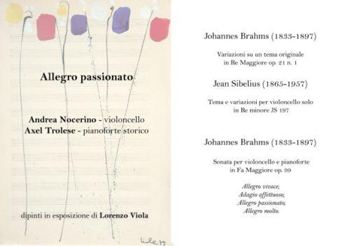 Allegro Passionato -Programma di sala 1