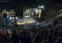 Grande successo per i due concerti di Andrea Bocelli  con il Coro Lirico Siciliano