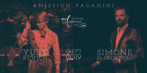 #Mission Paganini