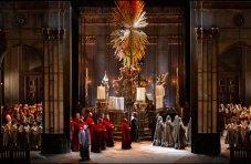 Tosca Scala 2019 primo atto