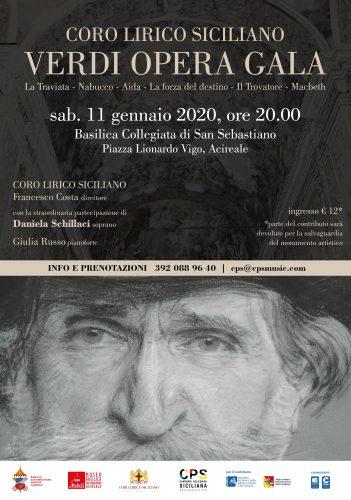 Verdi Opera Gala Acireale