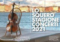 Auditorium Lo Squero: la stagione dei concerti 2021