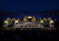 Aida 4.0 all'Arena di Verona 2021