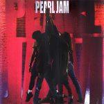 Portada de Ten, de Pearl Jam