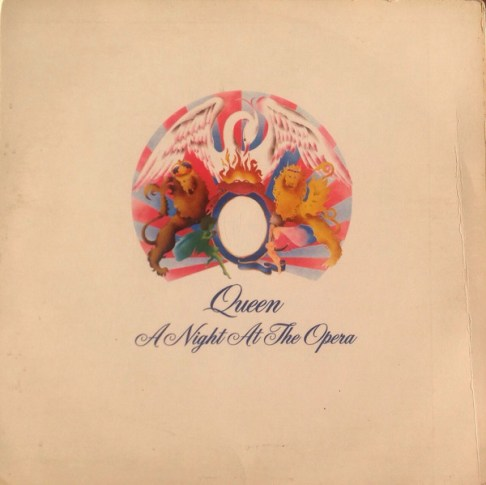 El disco que incorpora Bohemian Rhapsody, A night at the opera
