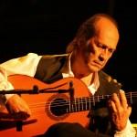 Paco de Lucía, en concierto