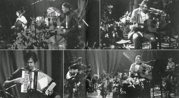 interior disco nirvana unplugged
