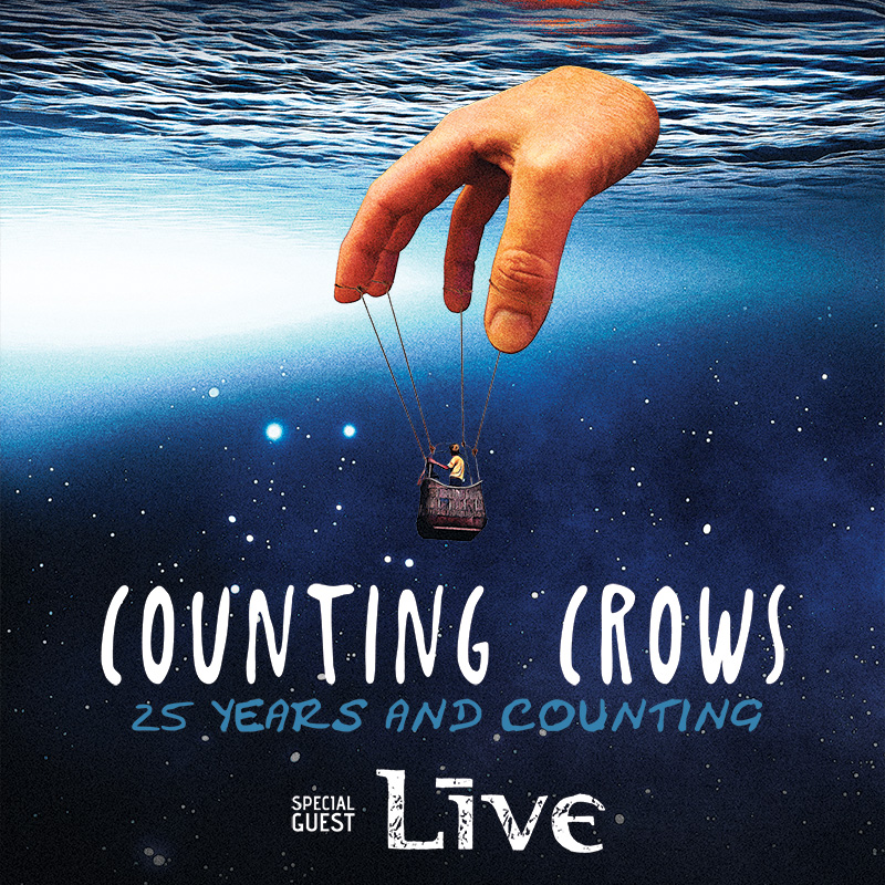 Counting Crows 25 years