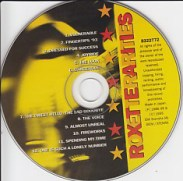 Roxette Rarities interior del disco