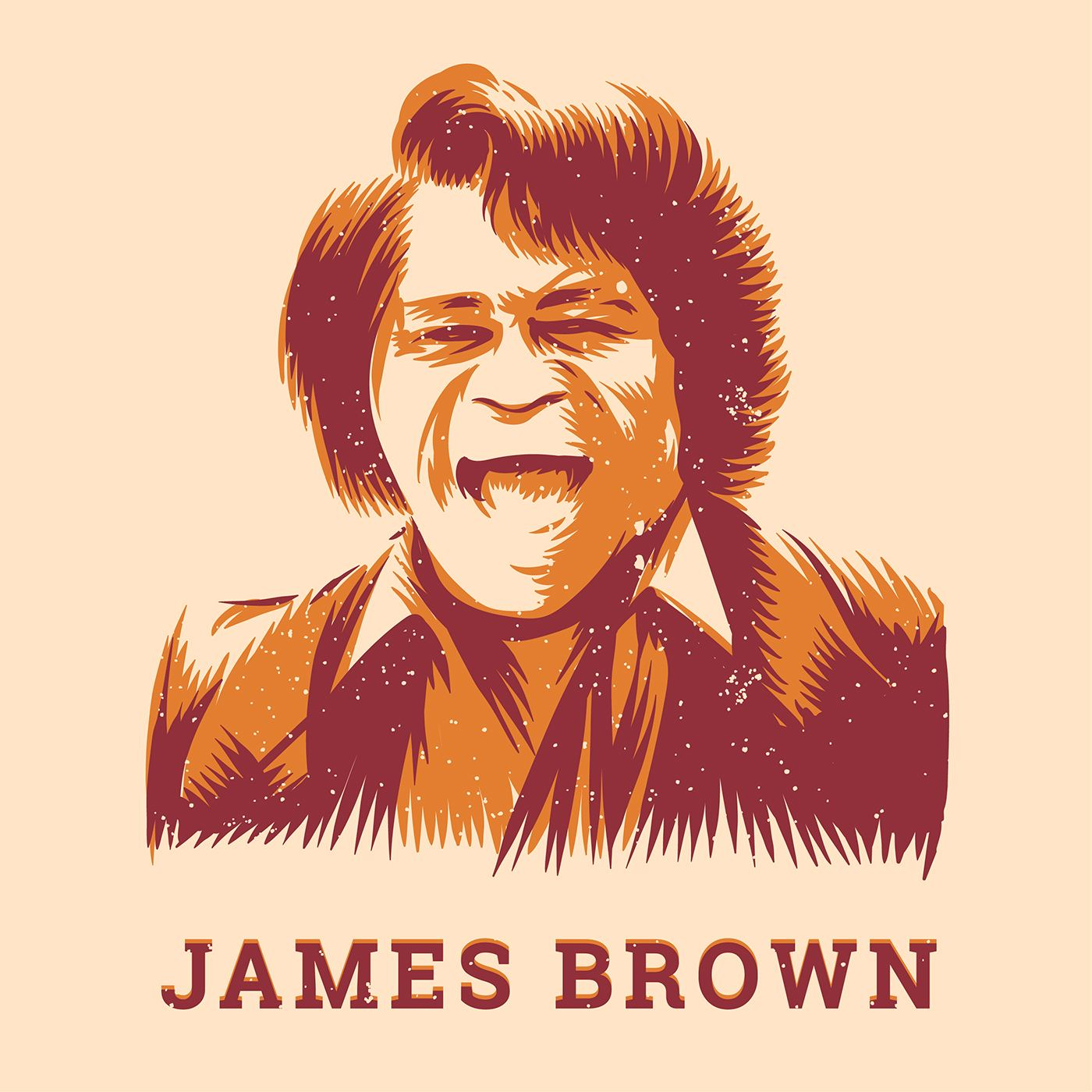 James Brown, un músico estajanovista con grito de guerra: I feel good