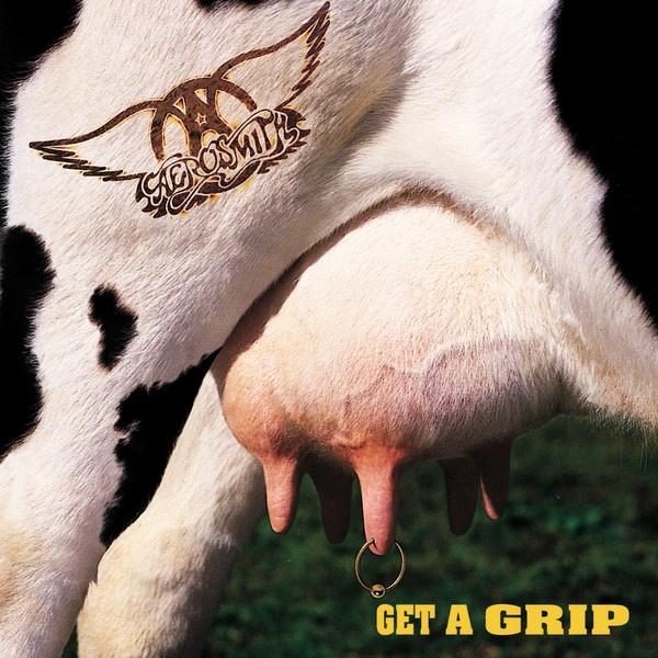 Portada de Get a Grip