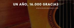 Un año de música y rock