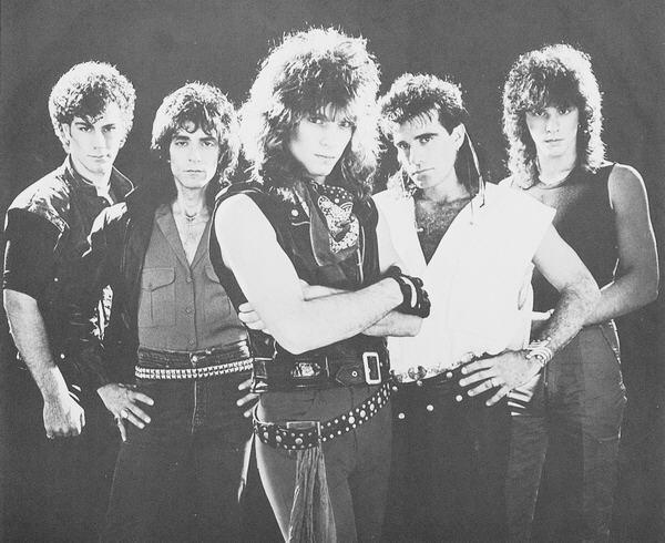 Bon Jovi en sus inicios