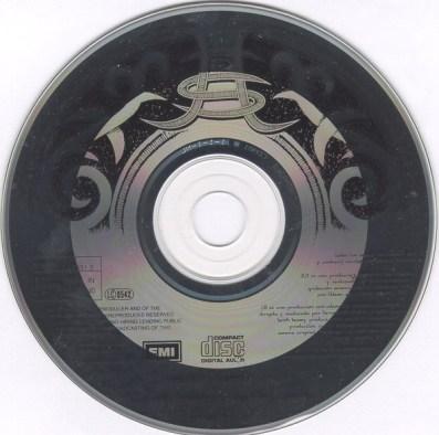 CD single de Maldito duende publicado en Holanda