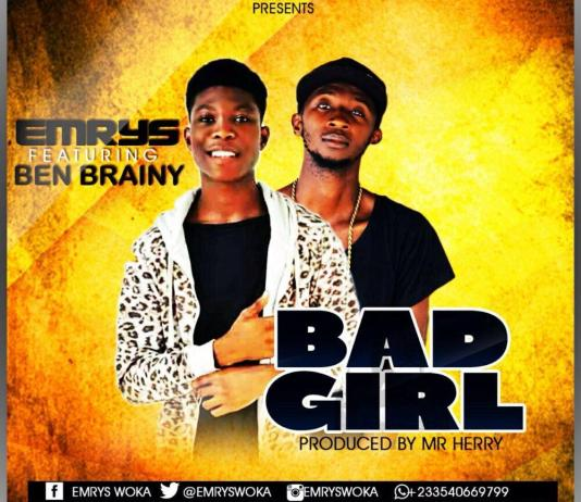 Emrys- BAD GIRL ft Ben Brainy