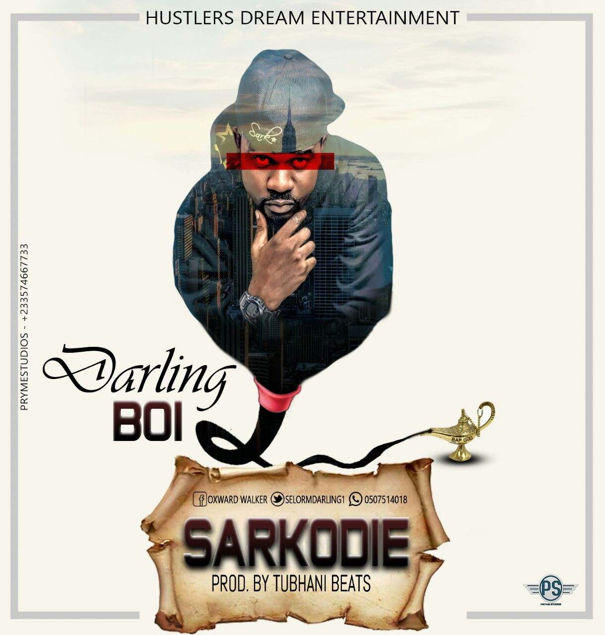 Darling boi – Sarkodie (prod by tubhani music)