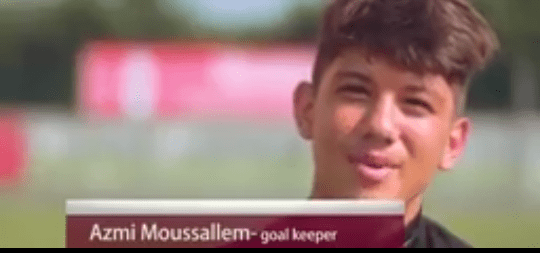 VIDEO : ALL YOU NEED TO KNOW ABOUT THE 14 YEAR OLD GHANAIAN GOALKEEPER AZMI