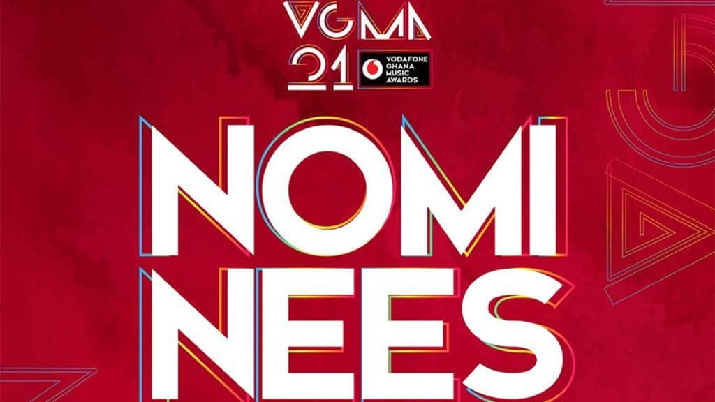 VGMA 21: Check Out The Full List Of Nominees