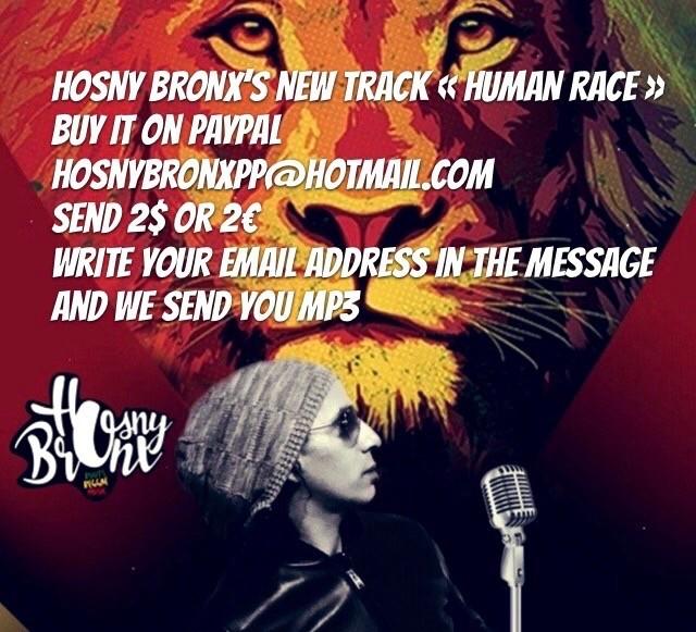 Hosny Bronx – Human Race
