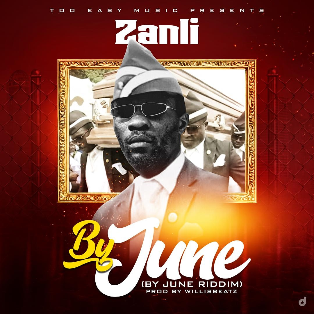 Zanli – By June (Prod. by WillisBeatz)