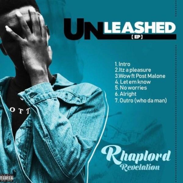 Rhaplord Revelation – UNLEASHED EP