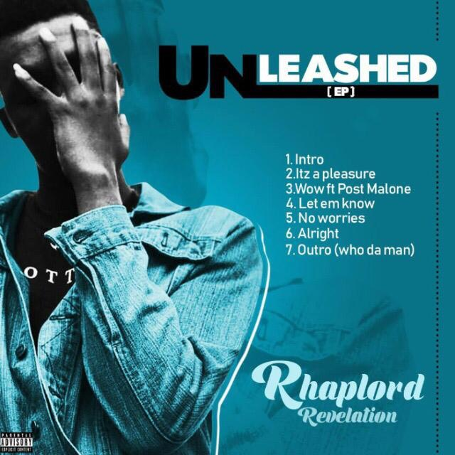 Rhaplord Revelation – UNLEASHED EP