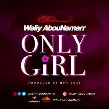 Waliy AbouNamarr – Only Girl (Prod by BPM BOSS)