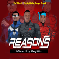 KofiGhozt - Reasons ft Zophy Mulla & Ganyo Dread (Prod Zophy Mulla)