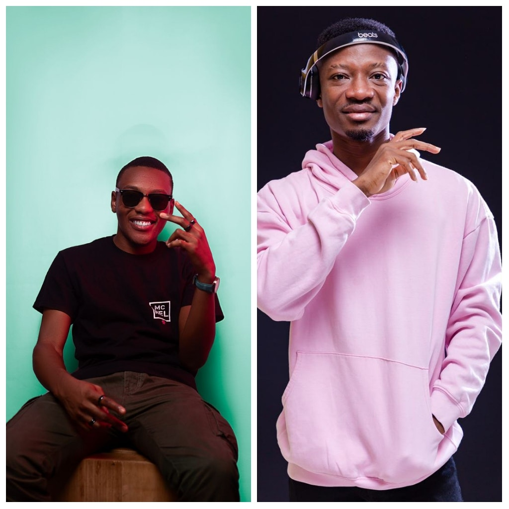 MC NEL AND DJ WALLPAPER: LIFE OF A YOUNG GHANAIAN DJ