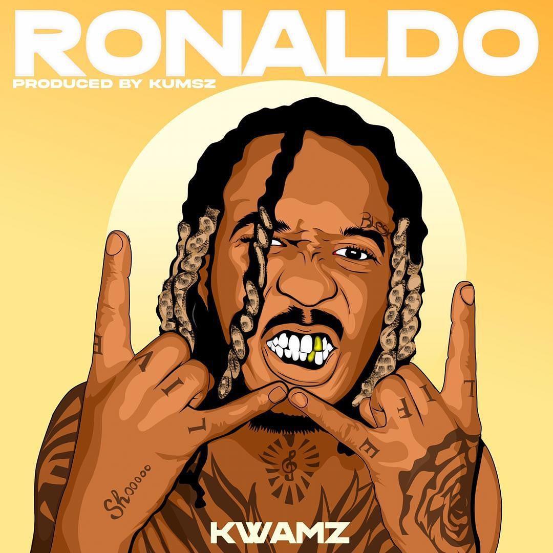 Kwamz Shakes UK Afrobeat Scene With New Single And Video 'Ronaldo'