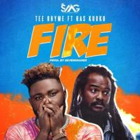 Tee Rhyme Ft. Ras Kuuku - Fire (Prod by Seven Snares)