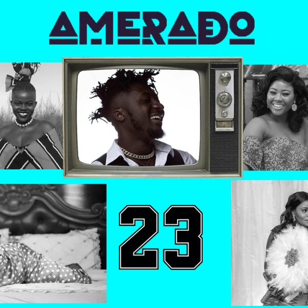 Amerado Announces New Single With Yeete Nsem Episode 23