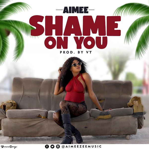 "Singer Aimee Zee Drops New Single ""Shame On You"" With Video – WATCH"
