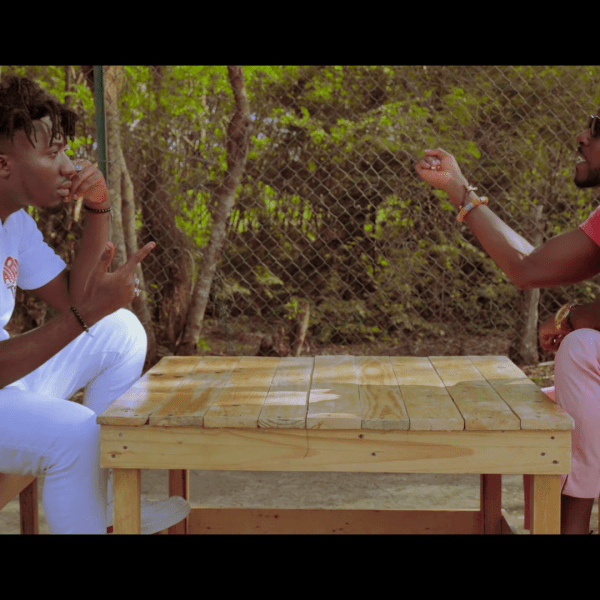 Amerado – Kyer3 Me feat. Okyeame Kwame (Directed by Gordon Appiah)