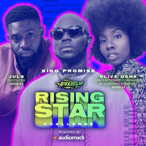 Audiomack Partners With Afrochella To Host Second Edition Of Rising Star Challenge