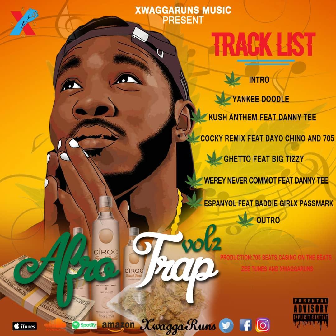 Xwagga Runs – AfroTrap EP