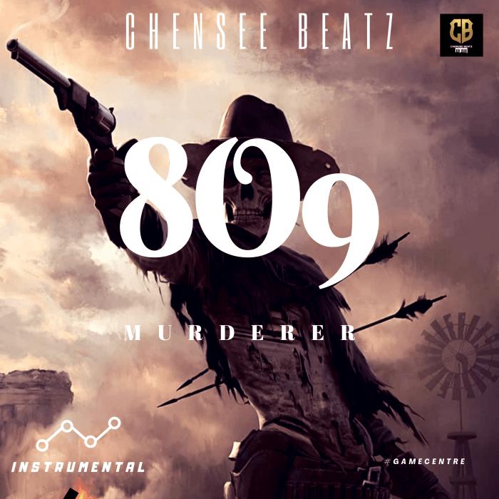 8O9 Murderer Instrumental (Prod By Chensee Beatz)