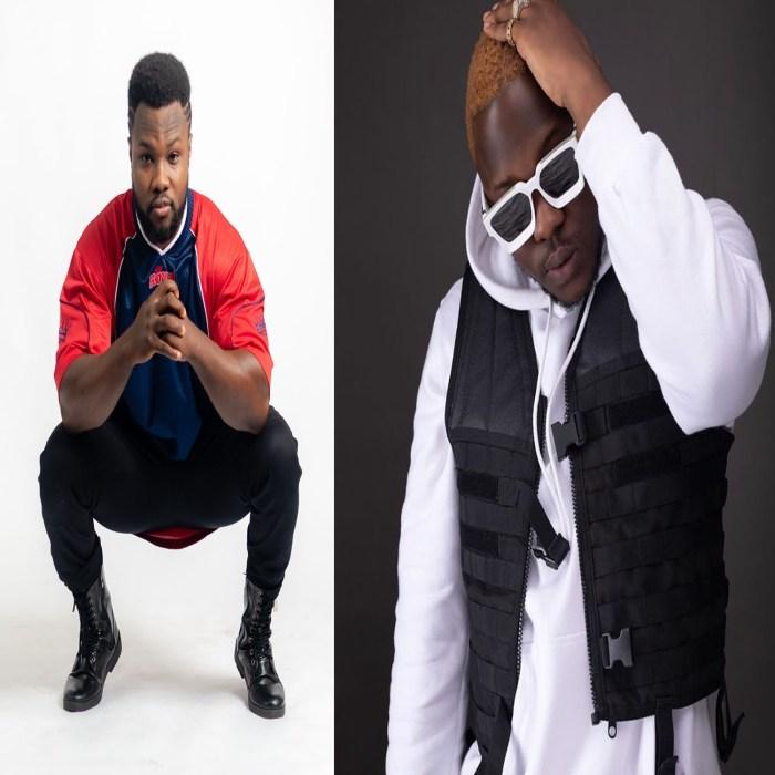 Medikal & Rapper Junior Jnr Working on A Joint