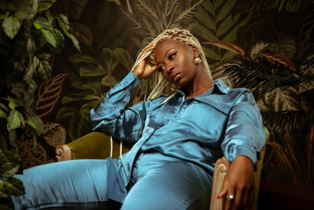 Soul/R&B Singer, Ashleigh Bankx Debuts New Single And Video 'Angel'