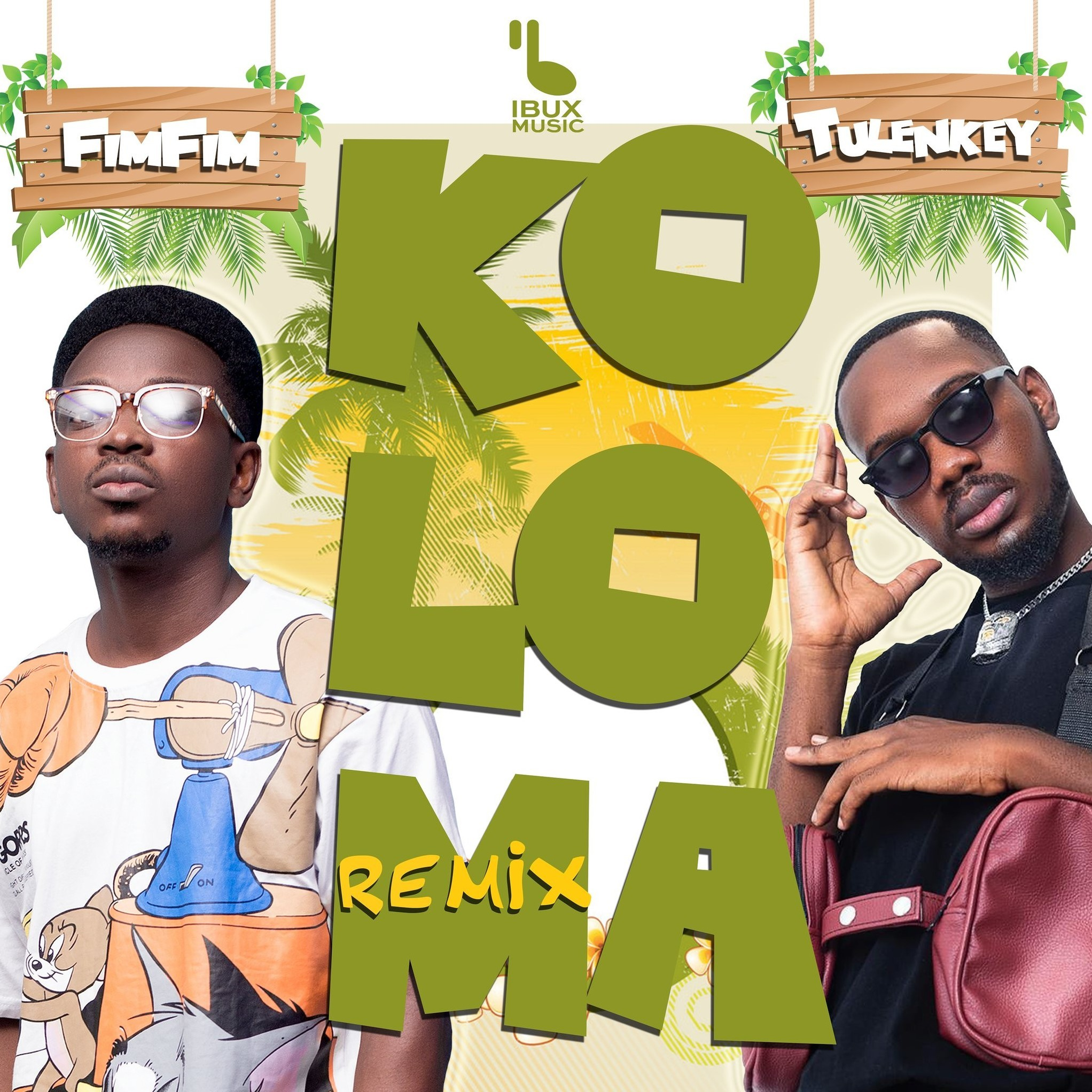 Fimfim Fuses Afrobeat, Dancehall and Kpanlogo For Mega 'Koloma' Remix