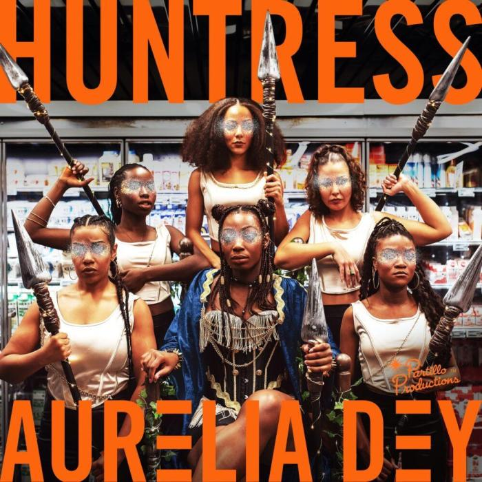 Aurelia Dey – Huntress (Prodby. Partillo)