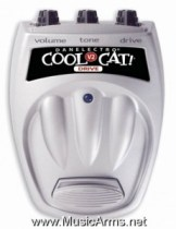 DANELECTRO CO-2 Cool Cat Drive V2 Guitar Effects Pedal