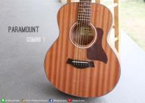 paramount gs-mini 1E-mahogany body