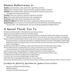 Inner liner notes