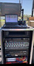 Rat Sound New Standard Rack que incluye Newton y Dashboard en la pantalla