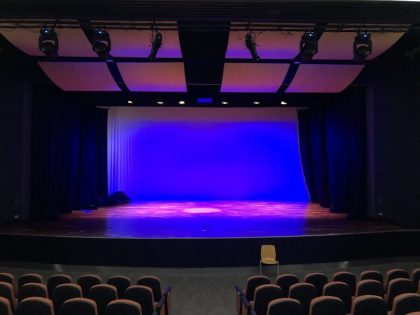 Humbolt Auditorium