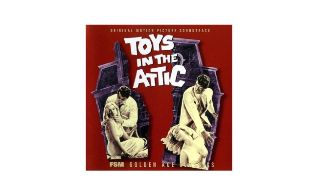 Toys In The Attic George Duning Cd