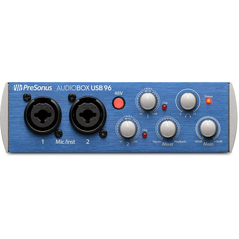 Presonus AudioBox 96 Studio audio interfejs