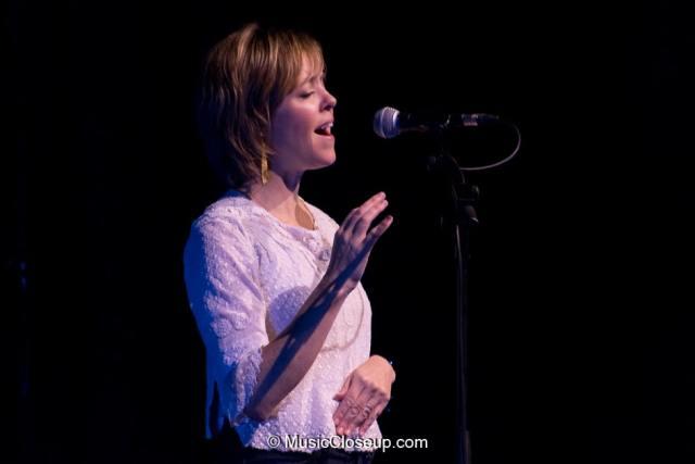 Emily Barker singing