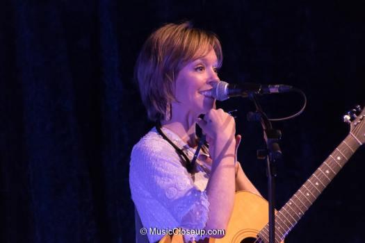 Emily Barker grinning